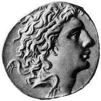 Coin of Mithridates VI