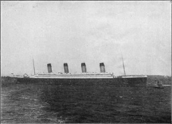 [The RMS Titanic]